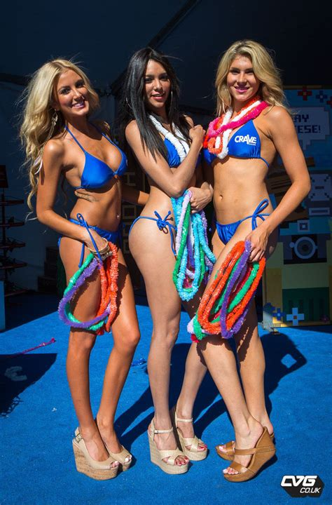 E3 2012: Booth Babes | XTREME PS3