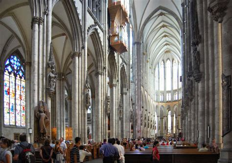 Cologne: Germany's Mix of Perfume, Chocolate — and God by