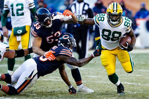 Snap counts, stats and more: Chicago Bears were gashed on
