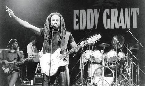 Electric avenue singer Eddy Grant reveals what he's doing